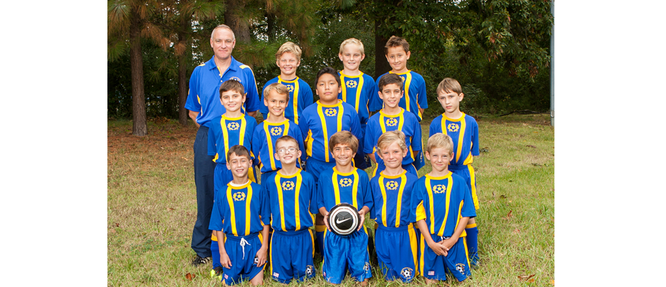 ASC County Soccer Program (U8-U18)