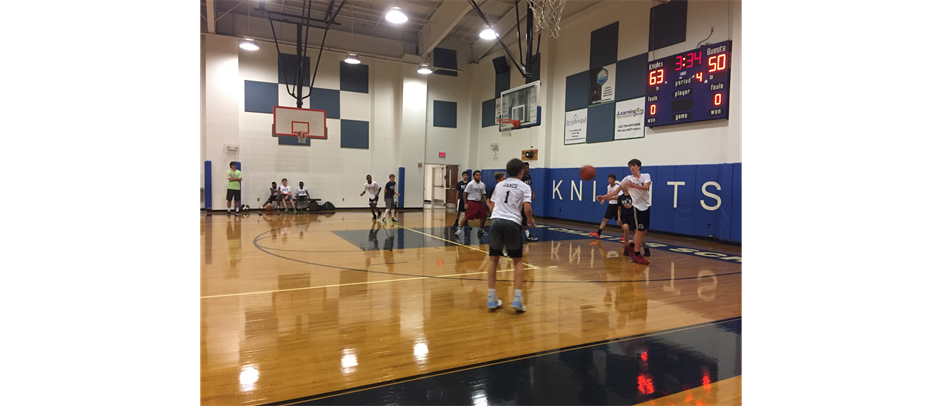 2017 Summer Basketball League