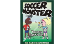 Soccer Monster book hits the scene. Purchase at www.thriftbooks.com/w/soccer-monster-teaches-basic-
