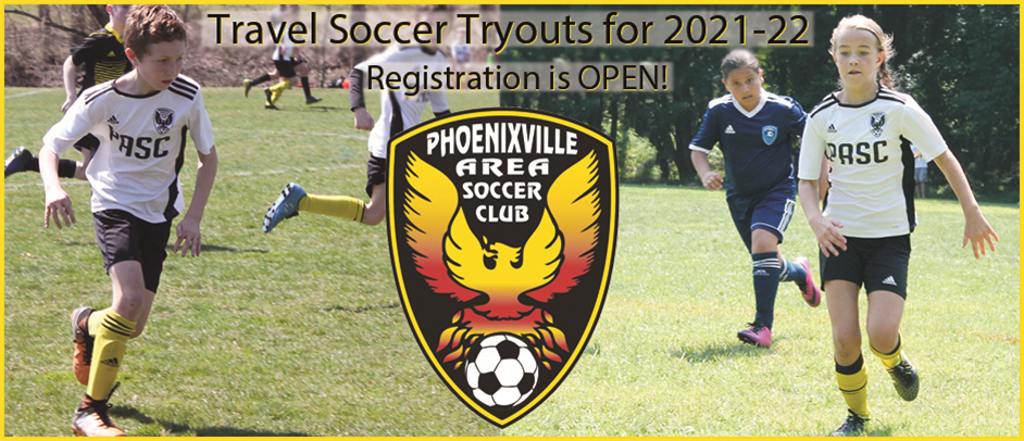 Register For Travel Tryouts for the 2021-22 Season
