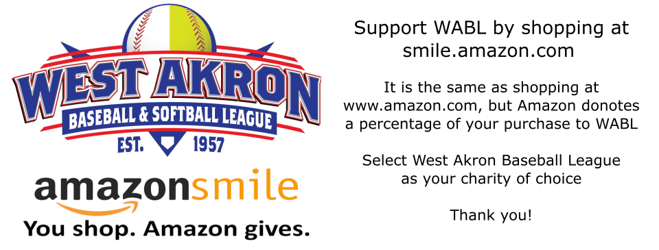Support WABL with Amazon smile