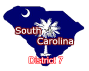 SC District 7 South Carolina