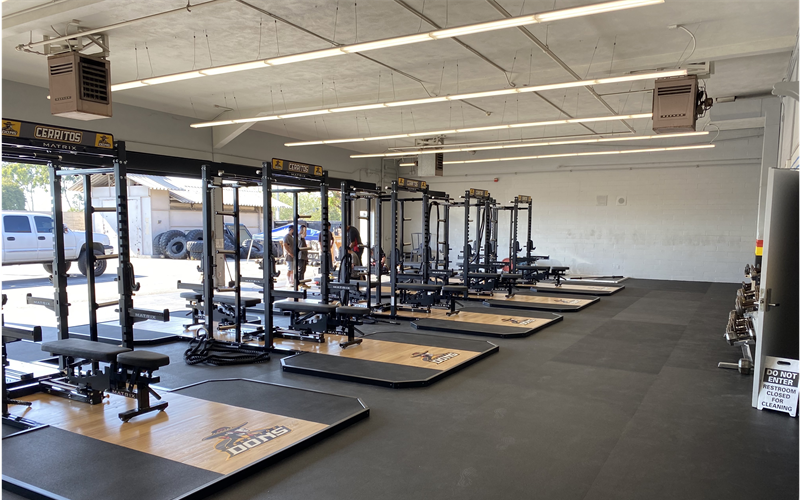 Don Weight Room