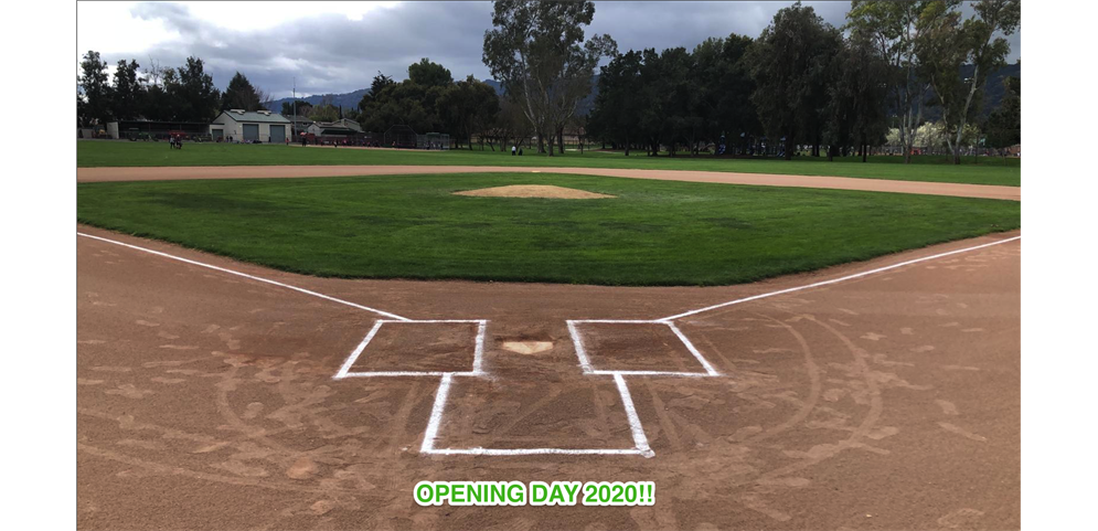 2020 Opening Day