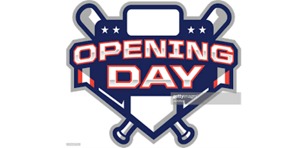 2020 Opening Day March 28th, 2020