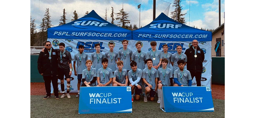 VanCity SC B03 Reals / 2019 State Cup Finalist