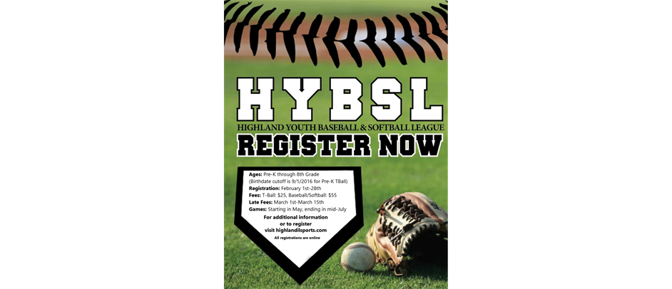 HYBSL Registration NOW OPEN