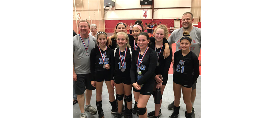 2019 Spring 5/6 Grade Competitive Division Runner-Up