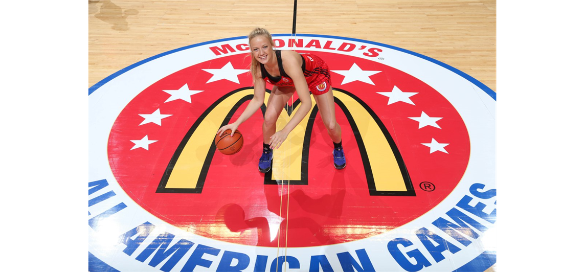 Sophie Cunningham - McDonalds All American