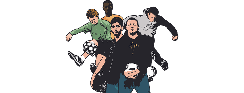 Creative Skill Camps , the very best in street soccer and skill development!