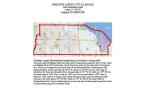 Greater Largo Little League Boundary Map