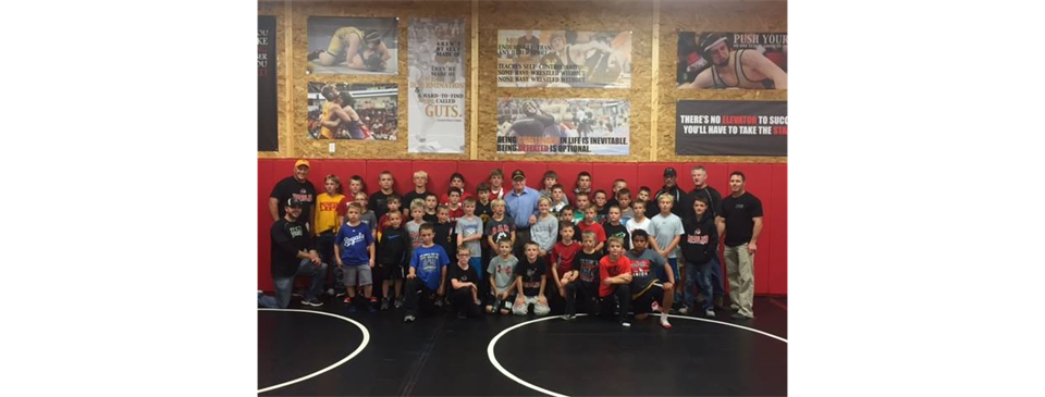 Youth Wrestling Sign Ups Available