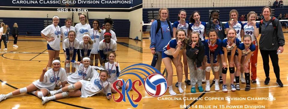 Savannah River Select Volleyball Club Home