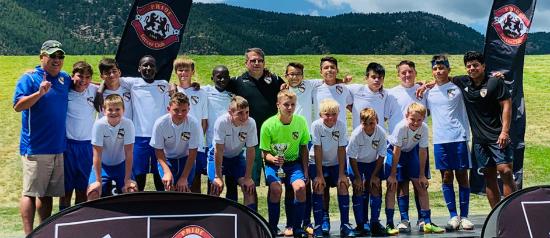 Revolution - 2019 Real Cup U13 Champions