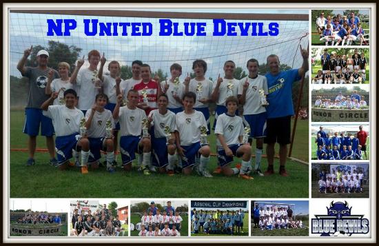 98/99 Blue Devils