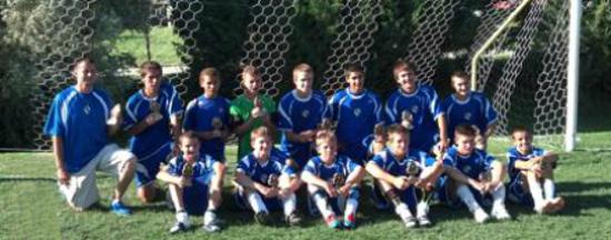 Extreme - 2012 Kearney Invite Champions