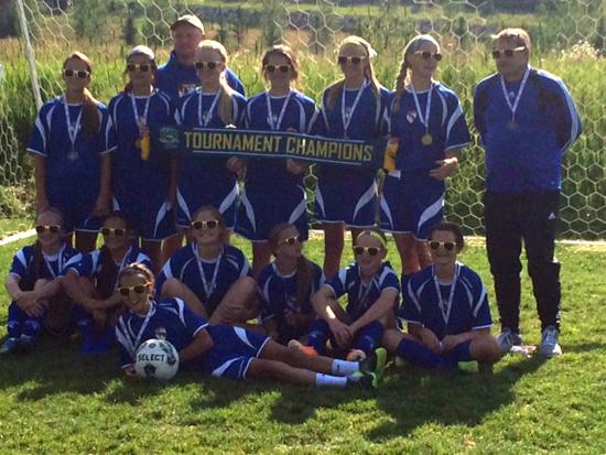 Galaxy - 2014 Steamboat Mountain Soccer Tournament