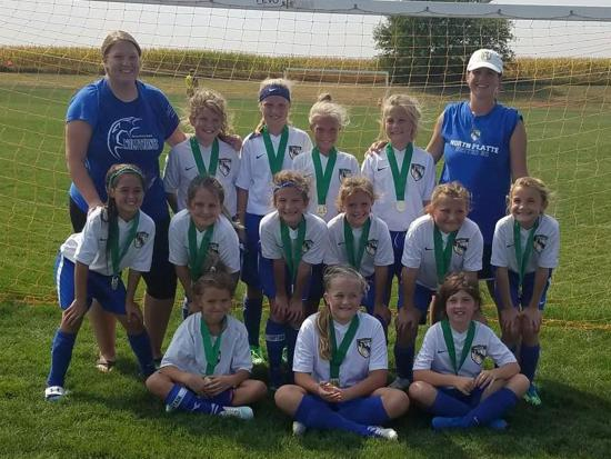 Wildthings 08 - Champions 2017 Gretna Centris Cup Green Division