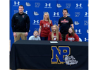 NP United's Callie Haneborg signs with Hastings College