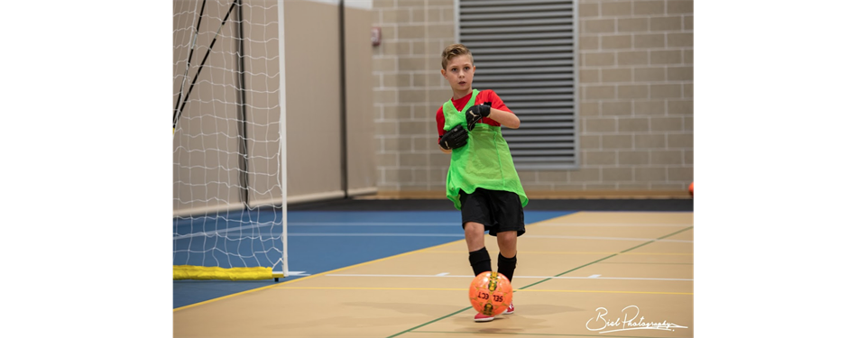 Dynamic Indoor Soccer Training