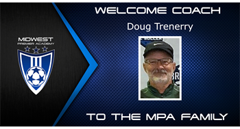 Welcome to the MPA Family Doug Trenerry