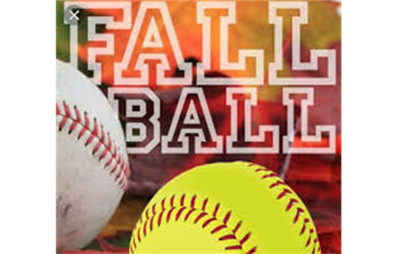 FALL BALL HAS STARTED.... GOES UNTIL ??????