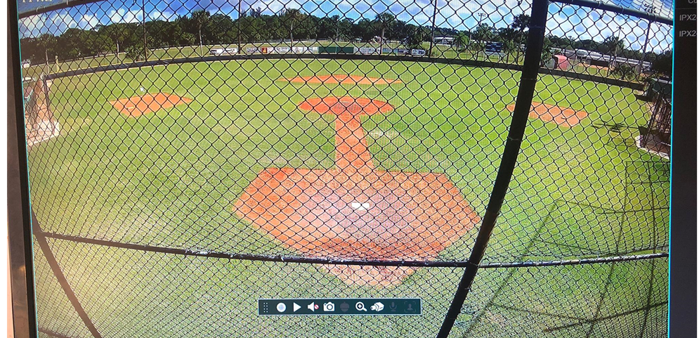 Thank you to Indian River Camera and Access for supplying us with security cameras for the field and property! Pretty soon, we will have a live feed up of the field so you can see all the games live!