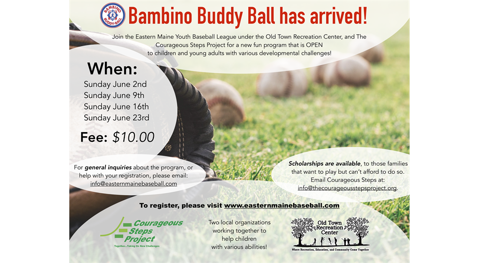 Learn more about Bambino Buddy Ball
