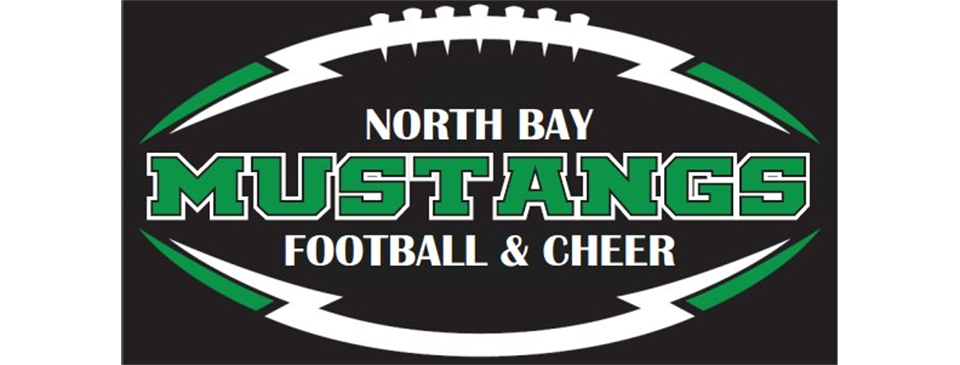 North Bay Mustangs Youth Football and Cheer
