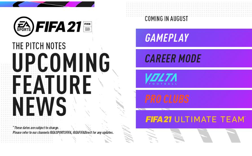 FIFA21 - The World's Game