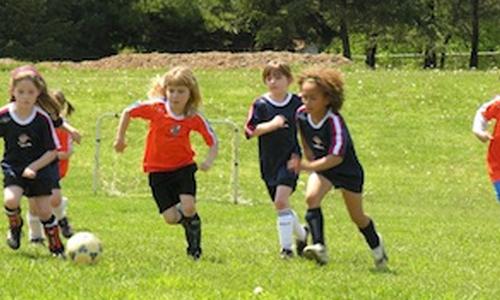 Spring Outdoor Intramural Soccer