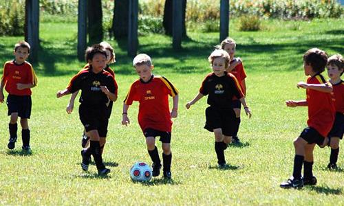 Fall Outdoor Intramural Soccer