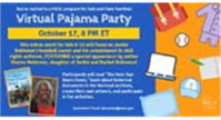 PlayBall! Virtual Pajama Party - Oct 17