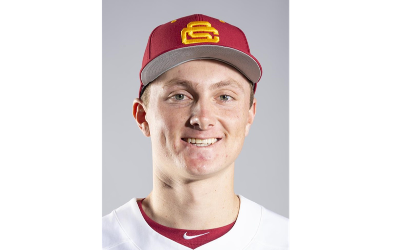 NHBA Alum Johnny Olmstead Hits Grand Slam in first college AB!!
