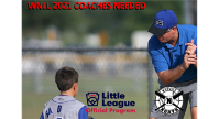 Coaches needed for 2021