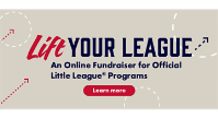 THANK YOU! Lift Your League - Online Fundraiser