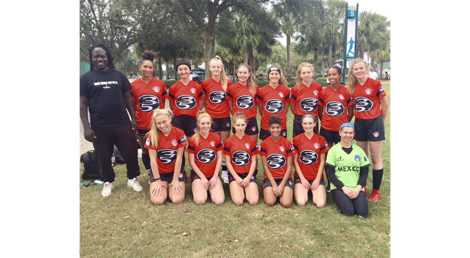 PASS G03 at the Disney Soccer Showcase