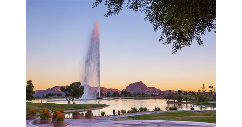 Welcome to Fountain Hills!