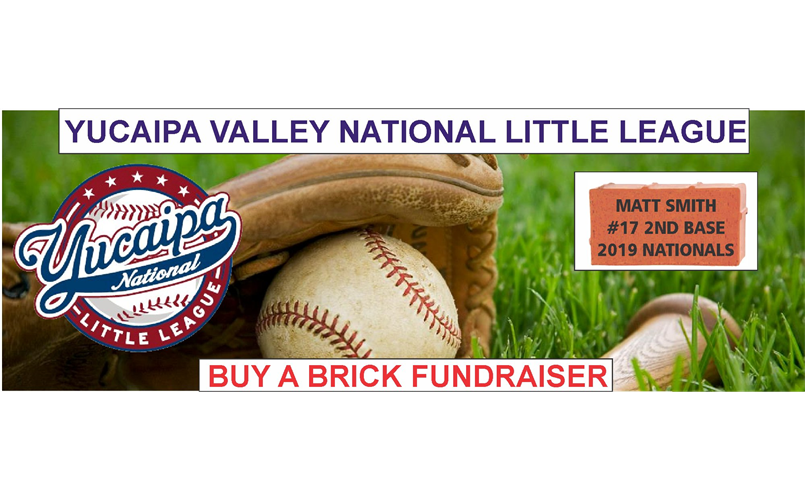Yucaipa Valley National Little League Home