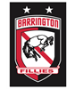 Barrington High School Fillies Soccer