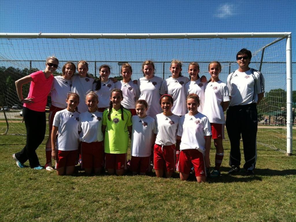 nasa soccer girls - photo #12