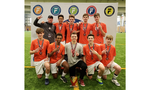 2019 Back to Back USYF National Champions!