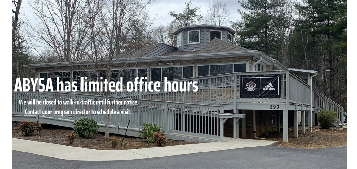 Limited Office Hours