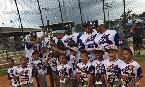 6U All-Star Sox Win Silver Bracket in the Greater Atlanta Opening !