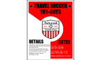 2021-2022 Travel Soccer Tryouts