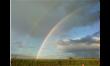 Rainbows over Sutton St.