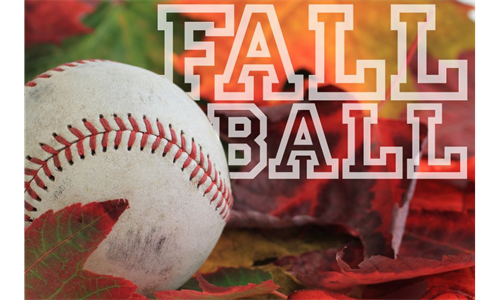 2014 Fall Ball Registration Opens July 7
