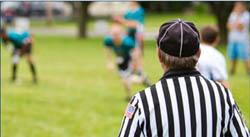 trained officials denver flag football