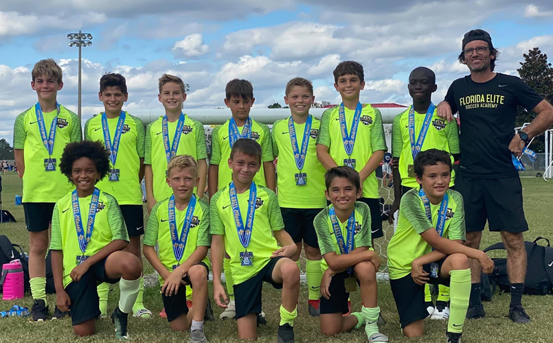 2009 Boys are BLUE ANGEL CHAMPIONS!