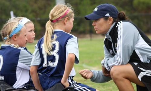 Shannon MacMillan: A World Champ's View on Coaching Kids